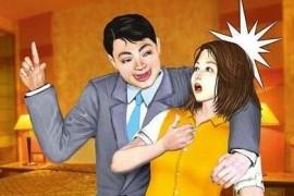 """贵州女子来凤凰见网友被困车内 丢纸币上书""""报警"""""""